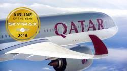 Топ-10 авиакомпаний - Skytrax World Airline Awards 2019