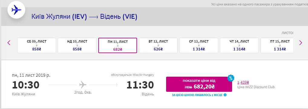 Киев - Вена